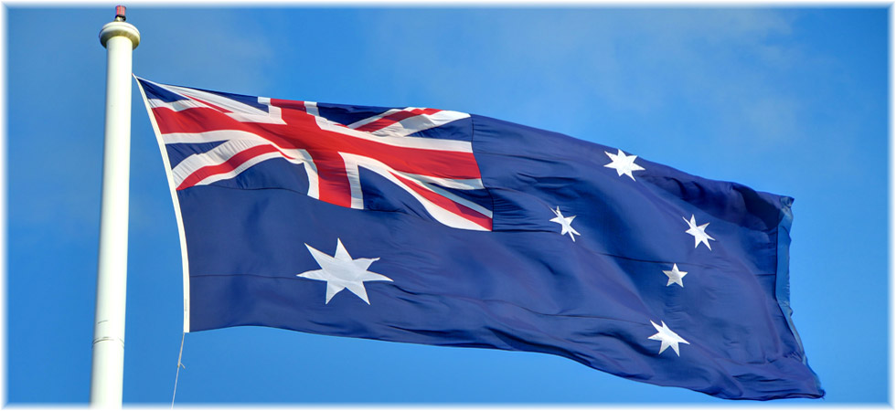 Australian Flag of Australia