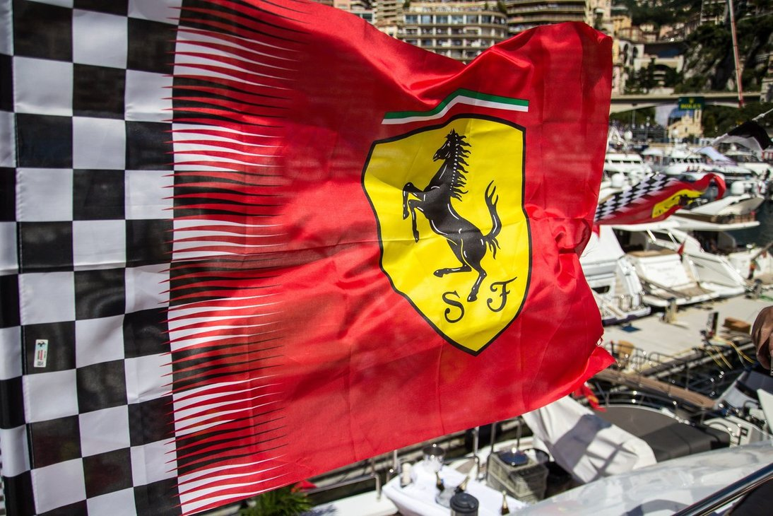 Formula-1-Ferrari-Flags