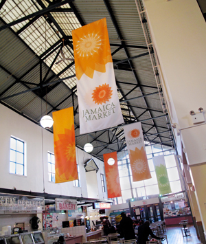 Custom Indoor Banner